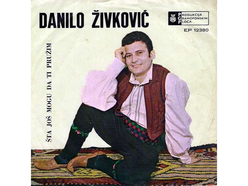 Danilo Živković - Šta Još Mogu Da Ti Pružim