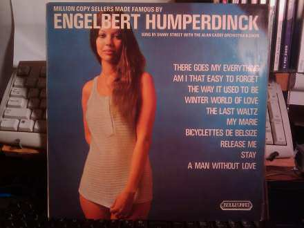 Danny Street, Alan Caddy Orchestra & Singers - Million Copy Sellers Made Famous  Engelbert Humperdinck