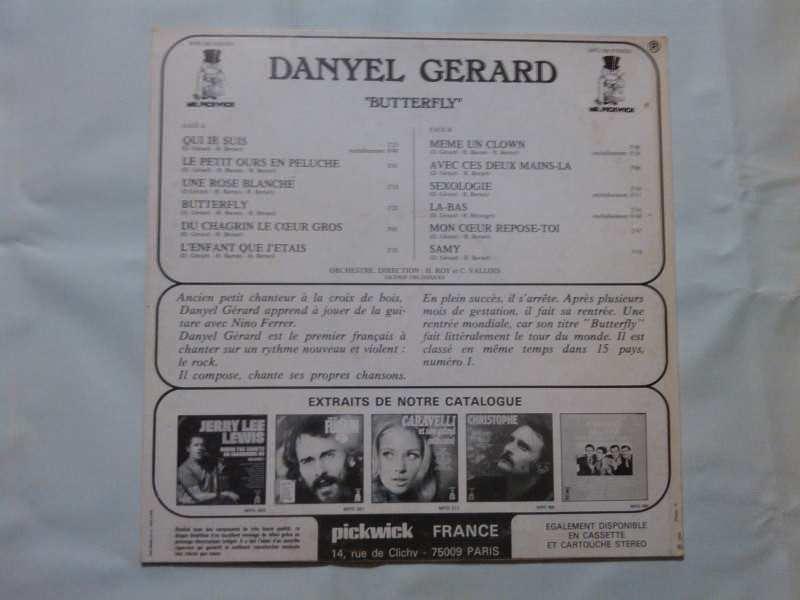 Danyel Gérard - Danyel Gerard