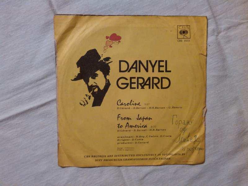 Danyel Gérard - Starportrait Danyel Gerard