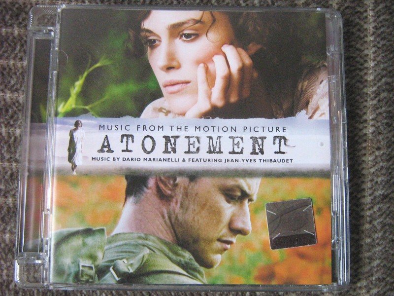 Dario Marianelli - Atonement (Music From The Motion Picture)