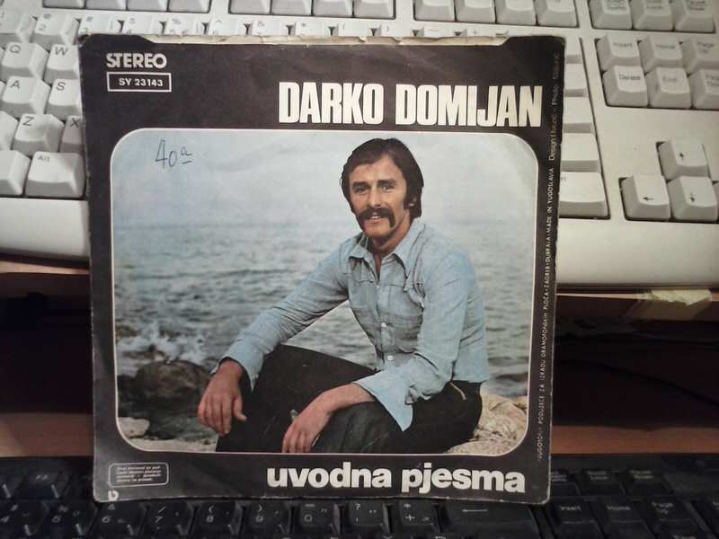 Darko Domijan - Naučit Ću Te Mala / Uvodna Pjesma