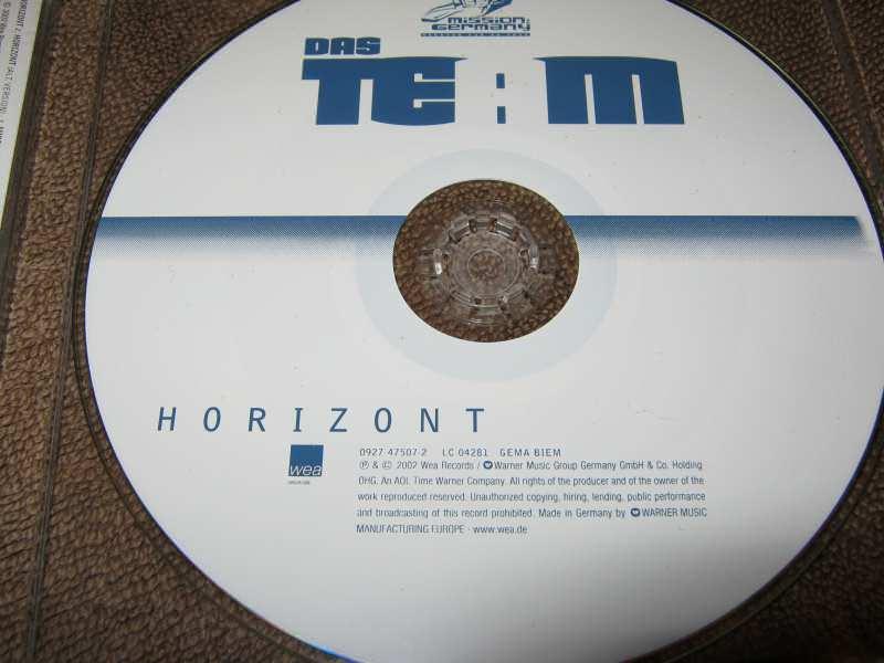 Das Team - Horizont
