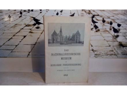 Das nationalhistorische museum im schlosse Frederiksbor