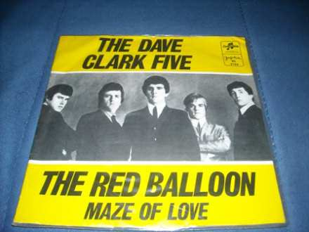 Dave Clark Five, The - The Red Balloon