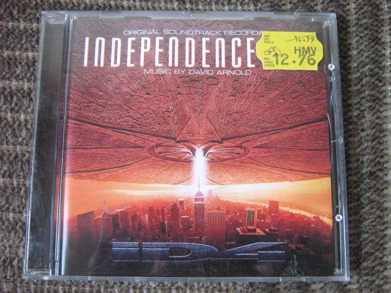 David Arnold - Independence Day (Original Soundtrack Recording)