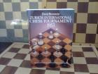 David Bronstajn - ZURICH 1953 Chess Tournament