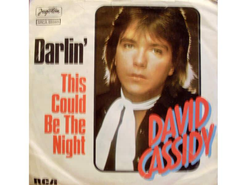 David Cassidy - Darlin` / This Could Be The Night