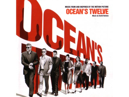 David Holmes - Ocean`s Twelve (Original Soundtrack)