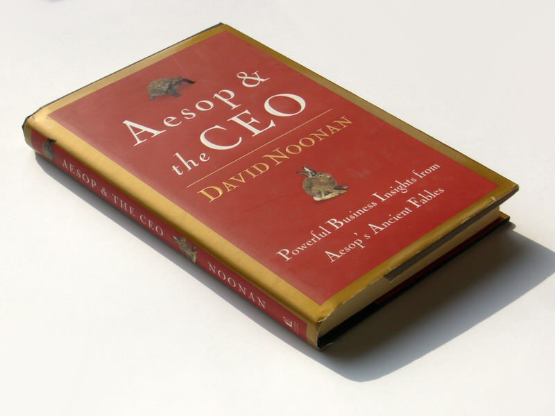 David Noonan - Aesop and the CEO