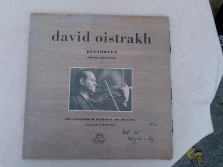 David Oistrakh Suona Mozart E Beethoven