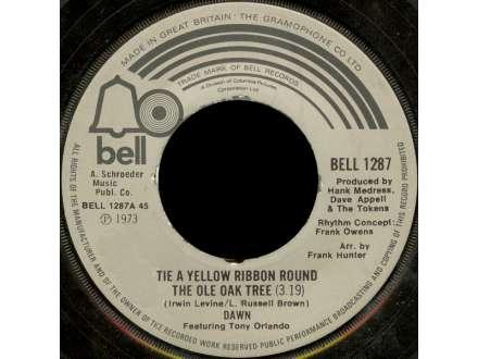 Dawn (5), Tony Orlando - Tie A Yellow Ribbon Round The Ole Oak Tree