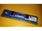 Ddr2 1x1 Gb Kingston HX Blue Edition! 800 Mhz!