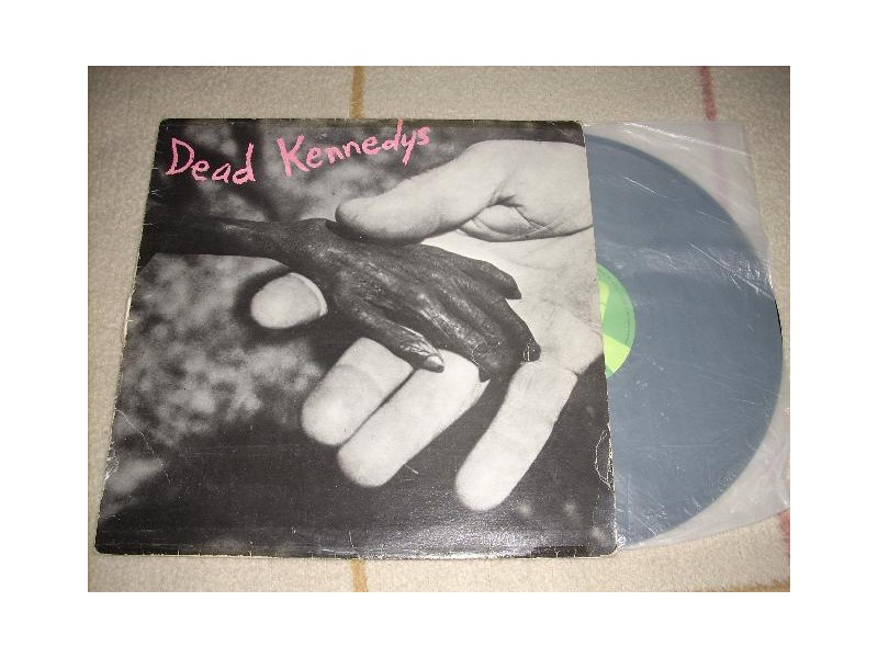 Dead Kennedys - Plastic Surgery Disasters LP