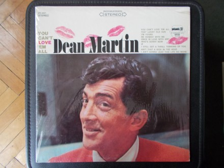 Dean Martin - You Can`t Love `Em All