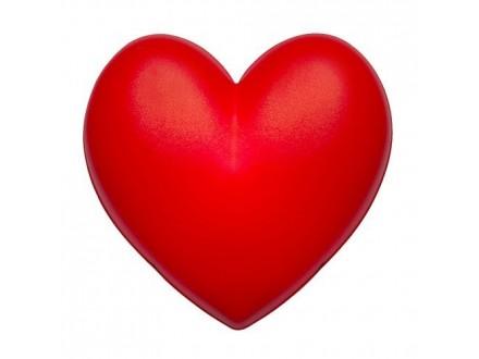 Decija lampa, zidna. Crveno srce. NOVO. IKEA