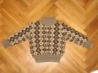 Dečiji džemper-polurolka