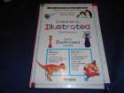 Dečiji ilustrovani rečnik,englesko-srpski,stoper book,