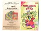 Dečja enigmatika `Gremlin i hrabri trol`