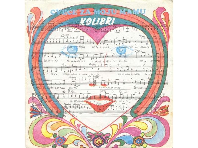Dečji Hor RTB `Kolibri` - Cveće Za Moju Mamu / Sutra Je Tvoj Praznik