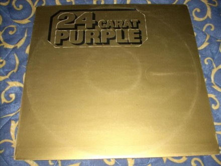 Deep Purple-24 Carat Purple LP