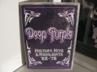 Deep Purple: History, Hits & Highlights `68-`76 (2 dvd)