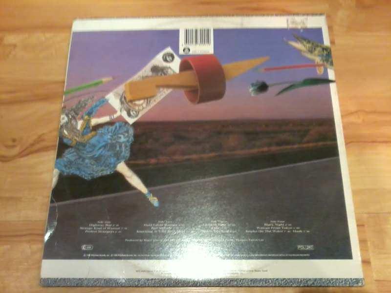 Deep Purple - Nobody`s Perfect, 2 x LP