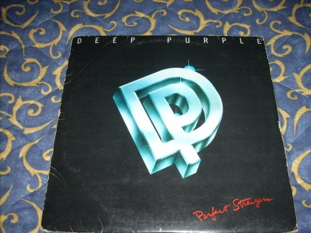 Deep Purple-Perfect Strangers LP