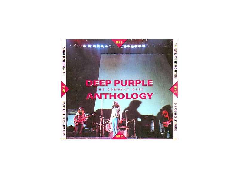 Deep Purple - The Deep Purple Anthology