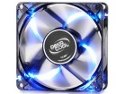 DeepCool WINDBLADE80 80x80x25mm ventilator BLUE LED  hydro bearing 1800rpm 21CFM 20dBa