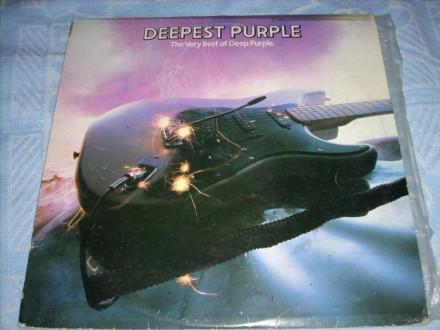 Deepest Purple : The Very Best Of Deep Purple LP