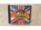 Def Leppard -`Rock Of Ages` 2cd (2005)