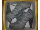 Deichmann zenske cipele sa pertlama