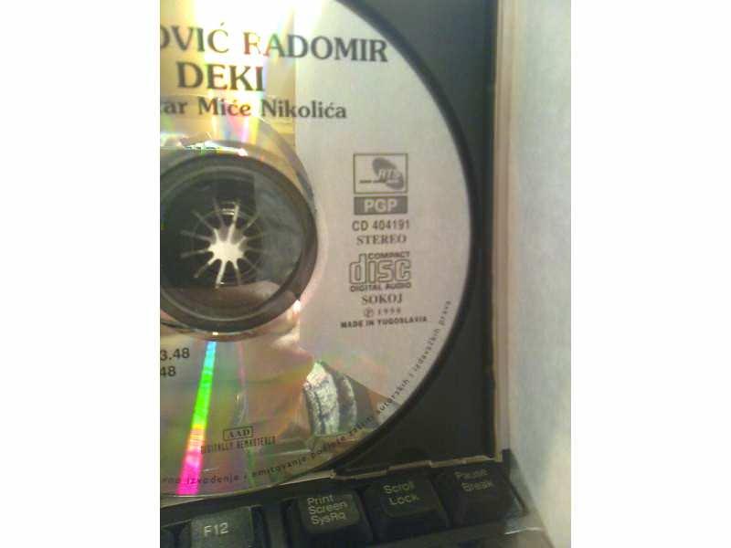Dejanovic Radomir-Deki - Bogatstvo je moje