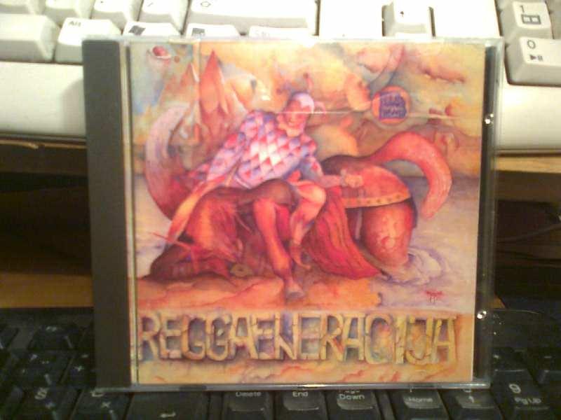 Del Arno Band - Reggaeneracija