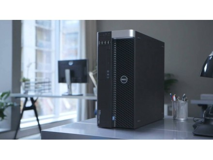 Dell Precision T3610 Tower Workstation E51607/4Gb/2X500