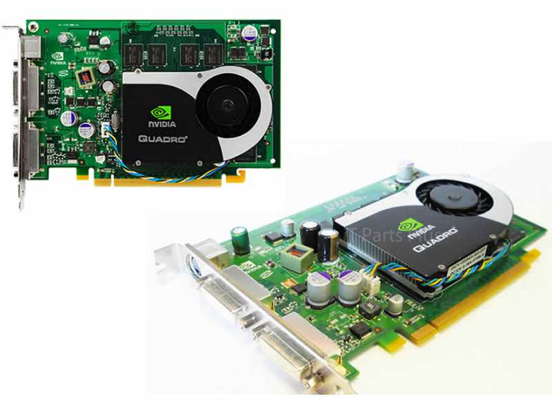 Dell Profesionalana NVIDIA Quadro FX1700 (NOVO)