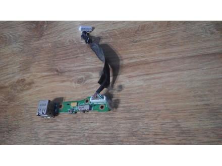 Dell XPS m1730 - USB x 2 + WIFI Prekidac
