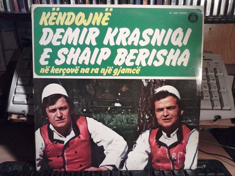 Demir Krasniqi, Shaip Berisha - Në Kerçovë Na Ra Një Gjamcë