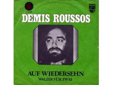 Demis Roussos - Auf Wiedersehn / Walzer Für Zwei