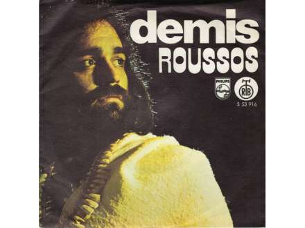 Demis Roussos - Happy To Be On An Island In The Sun