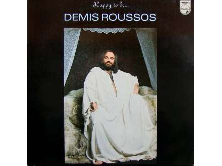 Demis Roussos - Happy To Be...