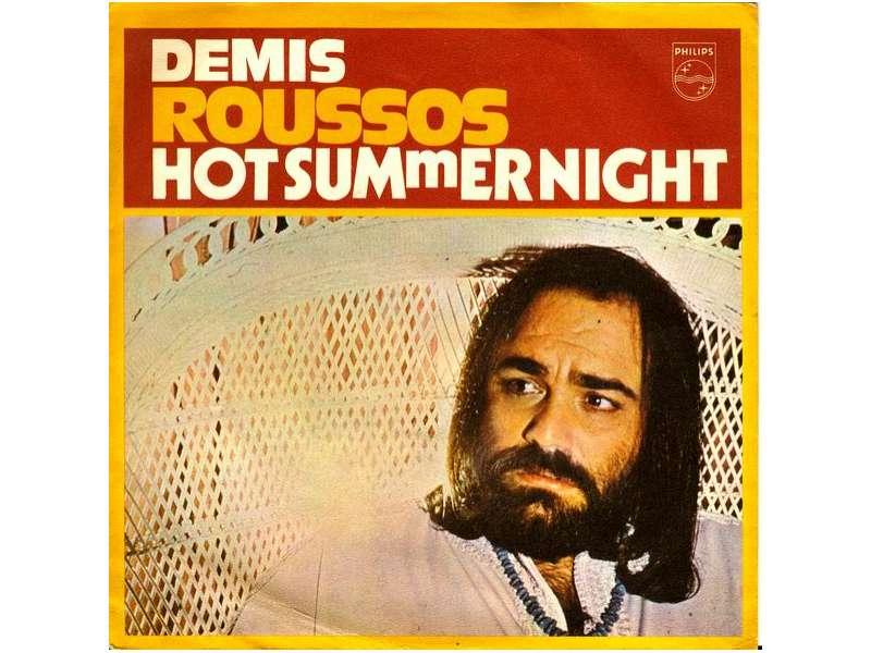 Demis Roussos - Hot Summer Night