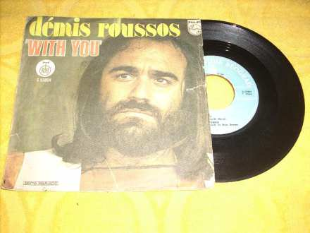 Demis Roussos - With You / When Forever Has Gone