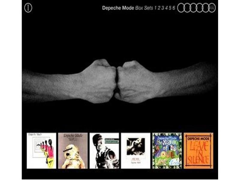 Depeche Mode - Singles 1-6