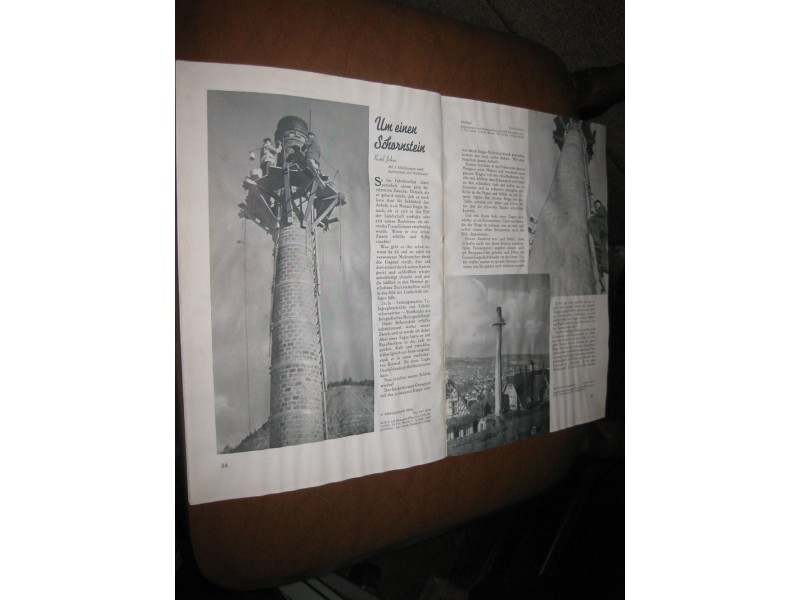 Der Satrap 14. Jahrgang 1938. April