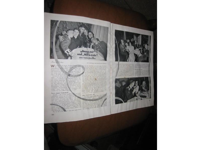 Der Satrap 14. Jahrgang 1938. Dezember