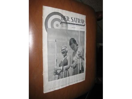 Der Satrap 14. Jahrgang 1938. Marz