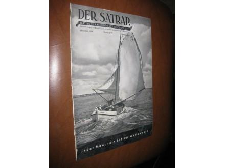 Der Satrap 14. Jahrgang 1938. Oktober