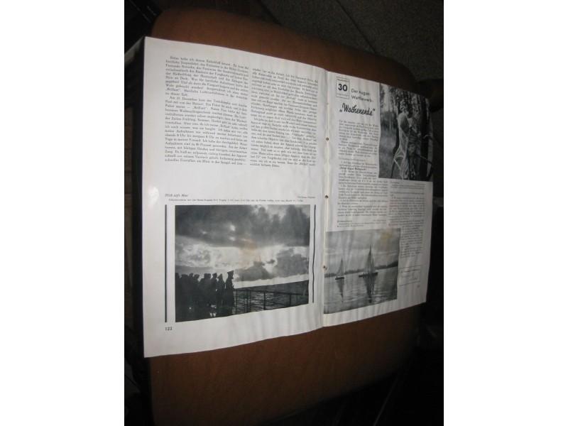 Der Satrap 14. Jahrgang 1939. August